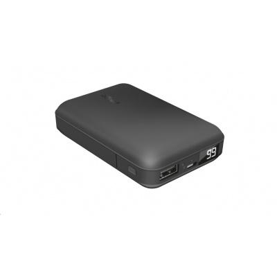 TRUST powerbanka Forta LCD HD Pocket-sized Powerbank 10.000 mAh