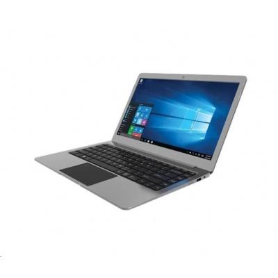 """UMAX NB VisionBook 13Wa Ultra - IPS 13.3"""" 1920x1080, Pentium N4200@1.1GHz, 4GB, 64GB, Intel HD, M.2 SATA SSD slot, W10H"""