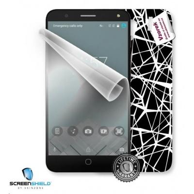 Screenshield fólie na displej + voucher (vč. popl. za dopr. k zákaz.) pro ALCATEL One Touch 5051D Pop 4