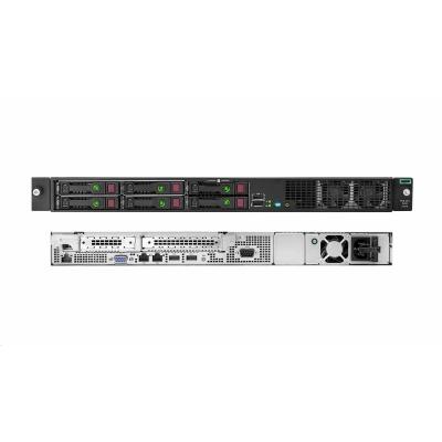 HPE PL DL20G10 E-2236 (3.4G/6C/12M/2666) 2x16G 2x1TB/7.2k SATA 4SFF S100i 500W1/2 FR noDVD NBD333 1U
