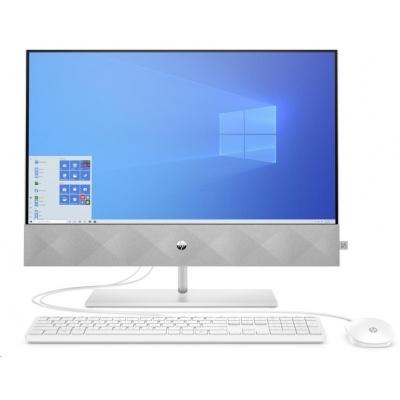 HP PC AiO Pavilion 24-k0005nc,LCD 23.8 LED FHD,Core i7-10700T 2.0GHz,16GB DDR4 2933,1TB SSD,GTX1650 4GB,Win10