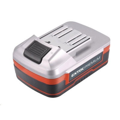Extol Premium (8891110B) baterie akumulátorová, 18V, 1500mAh
