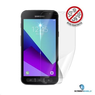 Screenshield fólie na displej Anti-Bacteria pro SAMSUNG G390 Galaxy Xcover 4