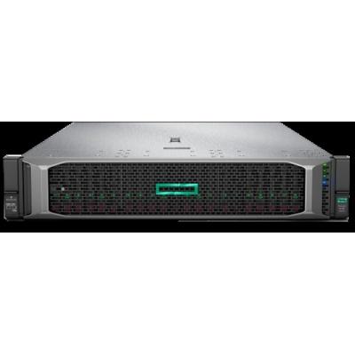 HPE PL DL385g10 7282 (2.8/16C/64M/2933) 32G P408i-a/2Gssb 8SFF 1x800W 336FLR 4x1Gb NBD333 EIR 2U