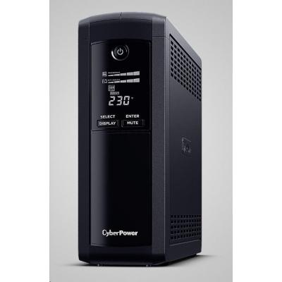 CyberPower Value PRO SERIE GreenPower UPS 1200VA/720W, IEC zásuvky