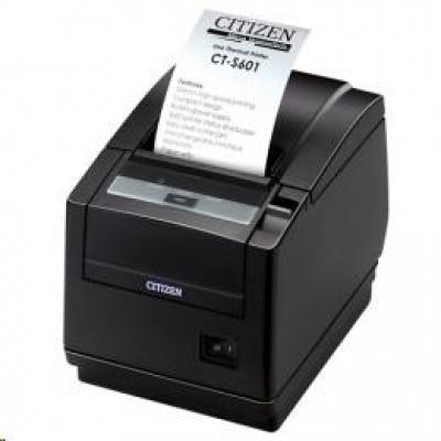 Citizen CT-S601IIR, 8 dots/mm (203 dpi), cutter, black