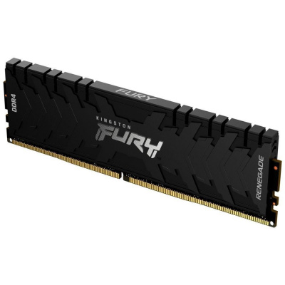 DIMM DDR4 16GB 4000MHz CL19 1Gx8 KINGSTON FURY Renegade Black
