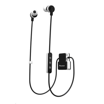 Sluchátka do uší s Bluetooth-bílá-SE-CL5BT-W