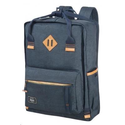 "Samsonite American Tourister URBAN GROOVE LIFESTYLE Backpack 5 17.3"" Denim"