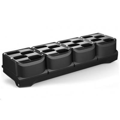 Zebra battery charging station, 16 slots
