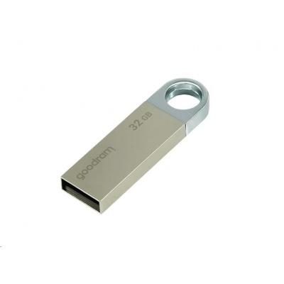GOODRAM Flash Disk UUN2 32GB USB 2.0 stříbrná