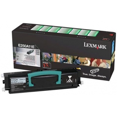 Lexmark E250, E350, E352 Return Programme Toner Cartridge Corporate (3.5K)