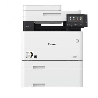 Canon  i-SENSYS MF744Cdw barevná, MF (tisk, kopírka, sken), duplex, DADF, USB, LAN, Wi-Fi