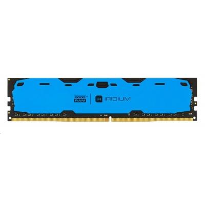 DIMM DDR4 4GB 2400MHz CL15 SR GOODRAM IRDM, blue