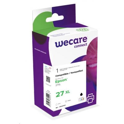 WECARE ARMOR cartridge pro Epson WorkForce 3620, 3640, 7110, 7610, 7620 (C13T27114012), černá/black, 21ml, 1300str