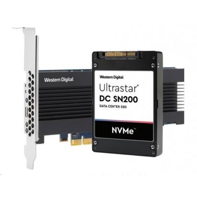 Western Digital Ultrastar® SSD 7.68TB (HUSMR7676BDP3Y1) DC SN200 SFF PCIe MLC RI 15NM, DW/D R3
