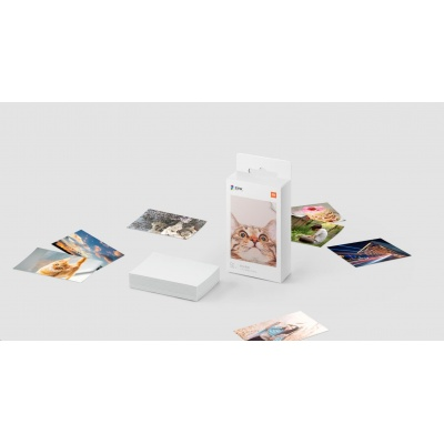 Mi Portable Photo Printer Paper (2x3-inch, 20-sheets)
