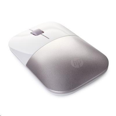 HP Z3700 Wireless Mouse - White/Pink - MYŠ