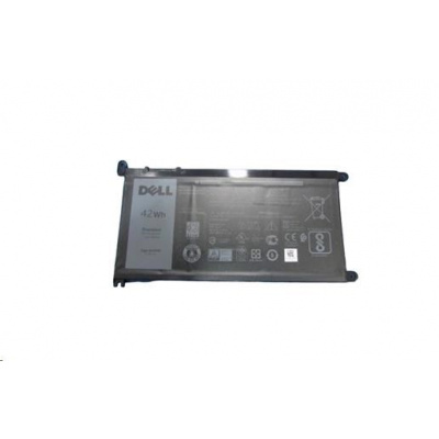 Dell Primary Battery - Lithium-Ion - 42Whr 3-cell