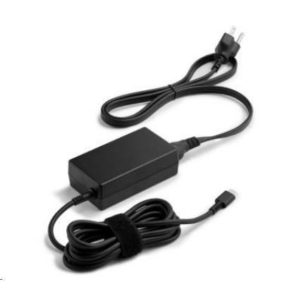 HP 65W USB-C LC Power Adapter
