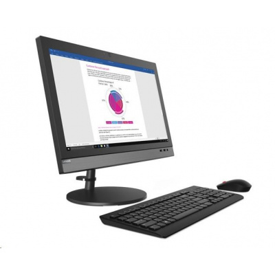 """LENOVO PC V330-20ICB AiO - i5-8400,19.5"""" 1600x900,8GB,256SSD,UHD630,DVD,HDMI,LAN,6xUSB,kl+mys,W10P,1Y on-site"""