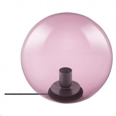LEDVANCE VINTAGE 1906 BUBBLE TABLE 250X245 Glass, Pink