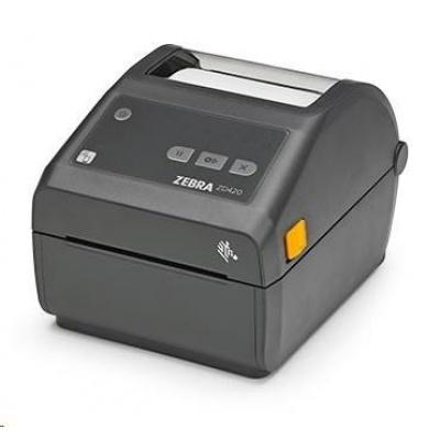 Zebra DT tiskárna etiket ZD420d, 203 dpi, USB, USB Host, Modular Connectivity Slot, 802.11, BT ROW