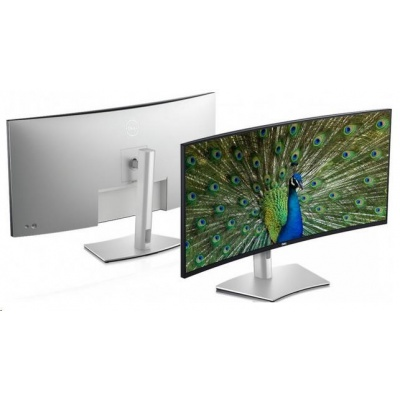 "DELL LCD U4021QW Ultrasharp Curved 40"" 5120x2160/ IPS/ 21:9/ 5ms/1000:1/300cd/ VESA/ DP/ HDMI/ USB-C/ LAN/ 3RNBD"
