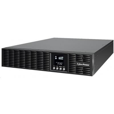 CyberPower OnLine S UPS 2000VA/1800W, 2U, XL, Rack/Tower