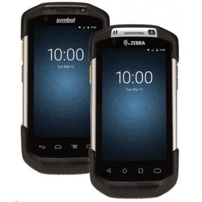 Zebra TC75x, 2D, USB, BT, Wi-Fi, 4G, NFC, GPS, micro SD, Android