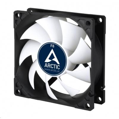 ARCTIC F8 Value Pack - 5x ventilátor - 80mm
