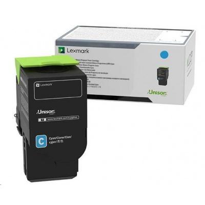 Lexmark azurový High capacity toner C230H20 pro C2325dw a MC2325adw - 2 300 str
