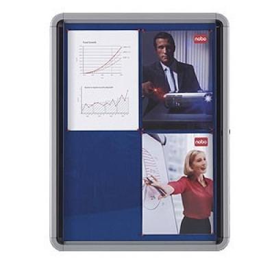 Vitrína AVELI informační magnetická, 15xA4