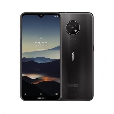 Nokia 7.2, Dual SIM, 128GB/6GB, černá