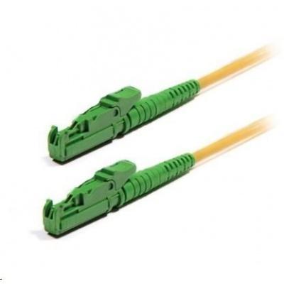 Simplexní patch kabel SM 9/125, OS2, E2000(APC)-E2000(APC), LS0H, 10m