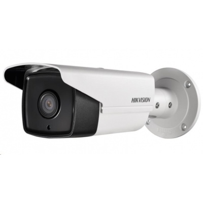 HIKVISION IP kamera 4Mpix, H.265+, 20sn/s, obj. 2,8mm (110°), PoE, IR 50m, IR-cut, WDR 120dB, analyt, MicroSD, IP67