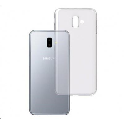 3mk ochranný kryt Clear Case pro Samsung Galaxy J4+ (SM-J415), čirý