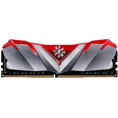DIMM DDR4 16GB 3000MHz CL16 ADATA XPG GAMMIX D30 memory, Single Color Box, Red