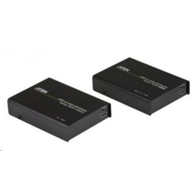 ATEN HDMI Extender po cat5e do 100m, Ultra HD 4k x 2k podpora