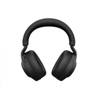 Jabra náhlavní souprava Evolve2 85, Link 380c MS, stereo, černá