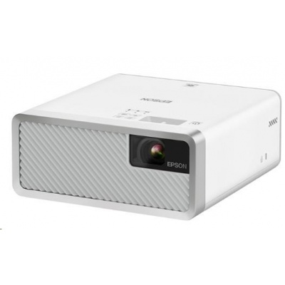 EPSON projektor EF-100W Android TV Edition, 16:10, HD Ready, 2.500.000:1, HDMI, USB, Bluetooth, REPRO 5W