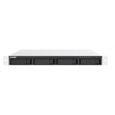QNAP TS-453DU-4G (4C/Celeron J4125/2,0-2,7GHz/4GBRAM/4x3,5SATA/2x2,5GbE/2xUSB2.0/2xUSB3.2/1xPCIe/1xHDMI)