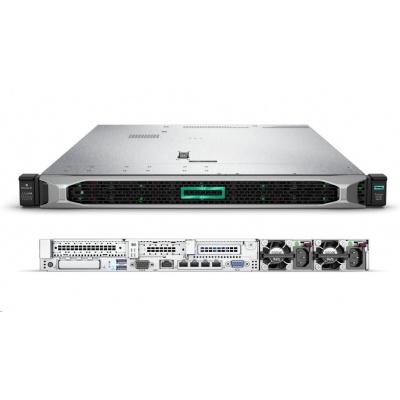 HPE PL DL360g10 4210R (2.4G/10C/14M/2400) 1x16G P408i-a/2Gssb 8SFF 1x500Wp 4x1Gb366FLR EIR NBD333 RENEW 1U