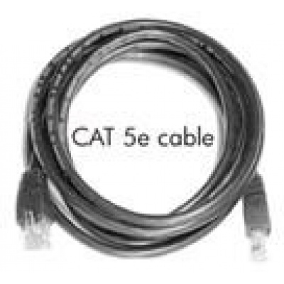 HP cable CAT 5e cable, RJ45 to RJ45, M/M 4.3m (14ft)