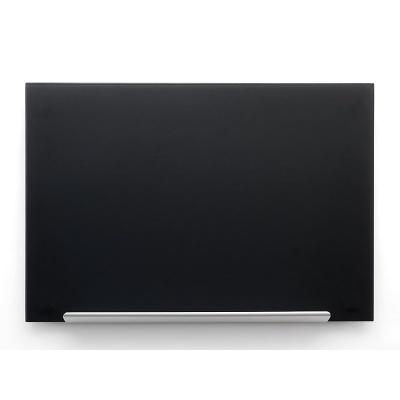 Skleněná tabule Diamond glass černá 99,3x55,9 cm