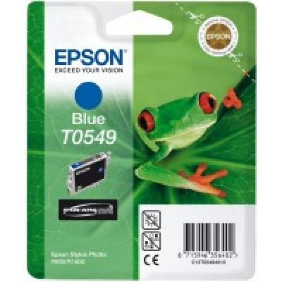 """EPSON ink bar Stylus photo """"Žába"""" R800/R1800 - Blue"""