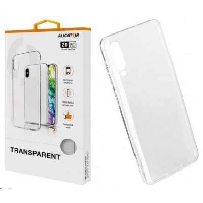 Aligator pouzdro Transparent pro Samsung A70