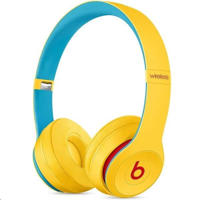 Beats Solo3 Wireless – Beats Club Collection – Club Yellow