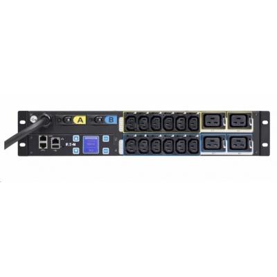Eaton rozvodný panel EPDU MI 2U (309 32A 1P)12XC13:4XC19