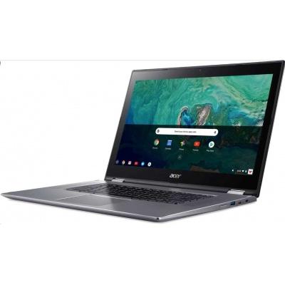 "ACER NTB Chromebook Spin 15 - Pentium N4200@1.1GHz,15.6"" FHD IPS touch,.4GB,64eMMC,Intel HD,cam,backl,Chrome"